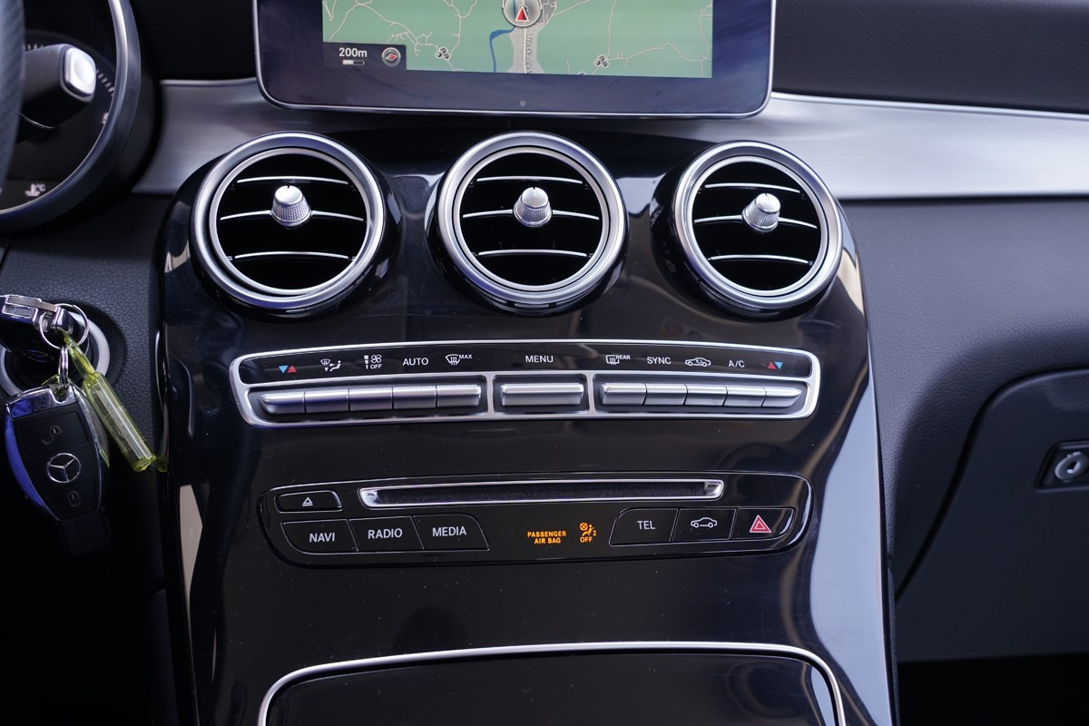Mercedes-Benz GLC 250 d 4MATIC 9G-TRONIC