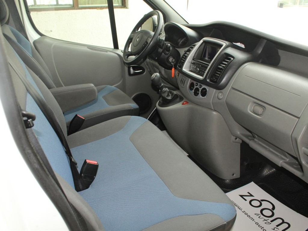 Renault Trafic 2,0 DCI