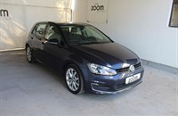 Volkswagen Golf 2,0 CR TDI HIGHLINE SPORT CARAT Edition