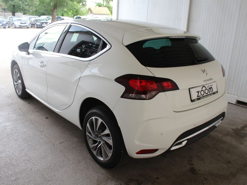 Citroën DS4 1.6 HDI