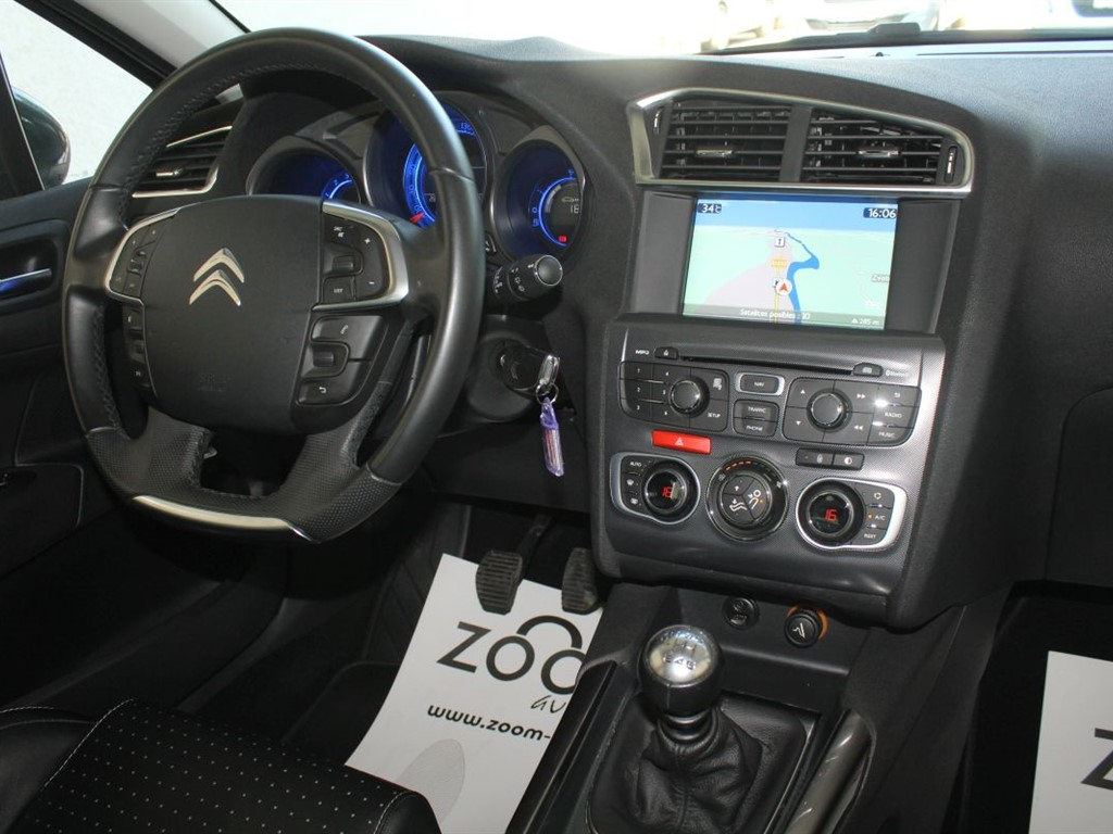 Citroën C4 2,0 HDI Exclusive