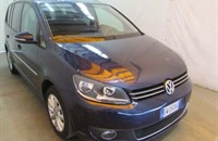 Volkswagen Touran 2.0 CR TDI 177KS DSG-Tiptronik HIGHLINE 7-Sjedišta